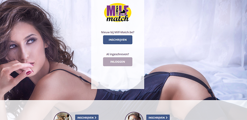 Milf Match Sexdate
